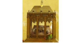25 a viz Mezheven : SANT SALAUN, MERZHER HA ROUE BREIZH (article bilingue)