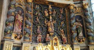 Chroniques d'un viator (suite) : la fraternité saint Patern du Tro-Breizh à la Trinité-Porhoët