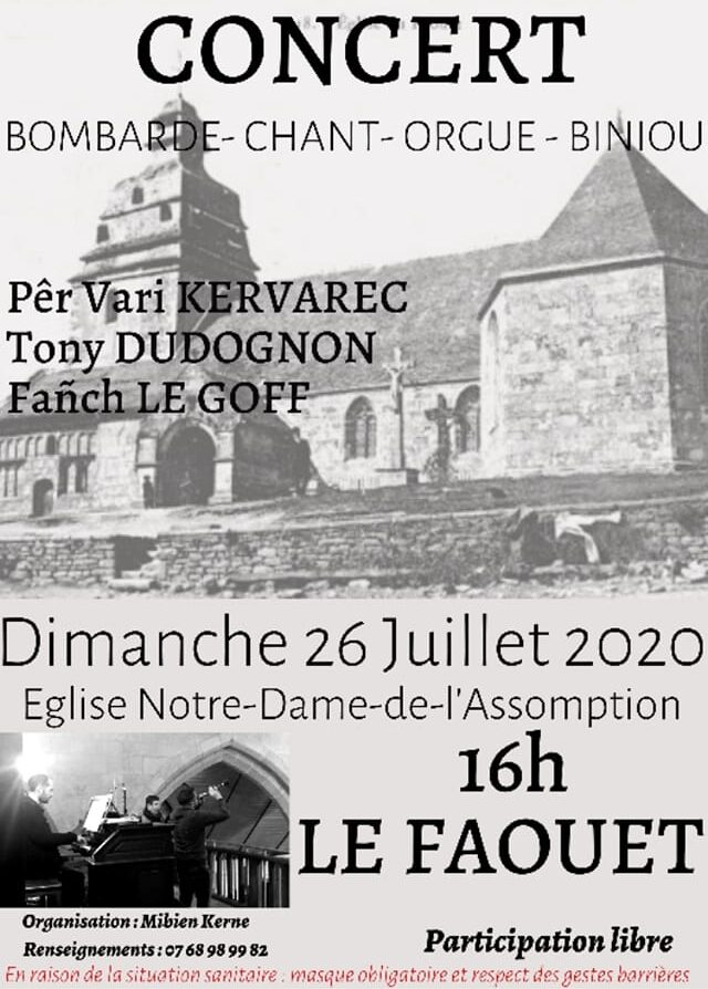 concert bombarde et orgue