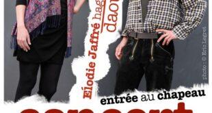 Élodie Jaffré et Axel Landeau