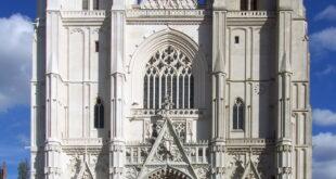 Une visite virtuelle de la cathédrale de Nantes en VR360
