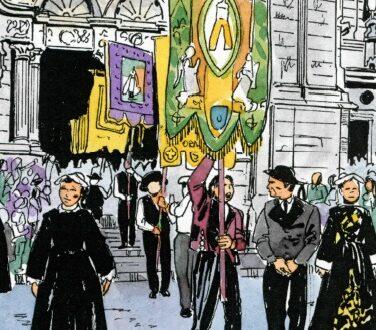 Perc'hinded ar vrezhonegerion / Pèlerinage des bretonnants 2021 (podcast)
