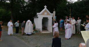 [LE GUENROUET] Procession du 15 Août à Notre-Dame de Grâce