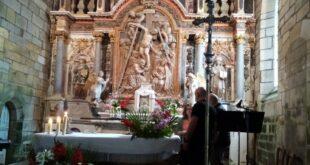 Saint Nicodème en Pluméliau, le pardon masqué du dimanche 2 août 2020
