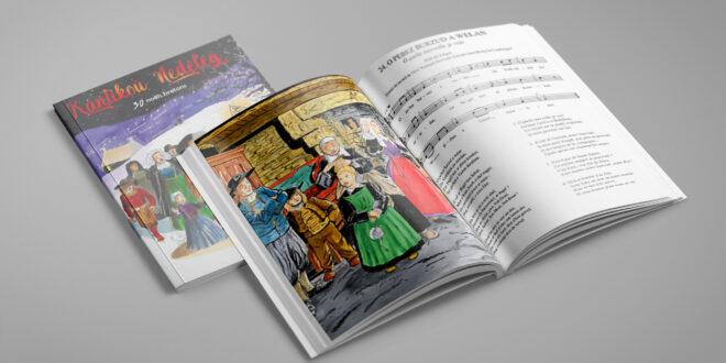 Ar Gedour édite un recueil de 30 Noëls bretons : réservez votre ouvrage dès aujourd'hui !