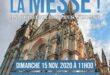 [VANNES] Un appel au rassemblement pour l'accès à la messe le 15 novembre 2020 (communiqué)