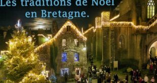 [MISSION BRETONNE PARIS] Traditions de Noël en Bretagne : conférence en ligne ce dimanche 13/12 à 15h
