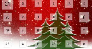 Découvrez le calendrier de l'Avent d'Ar Gedour