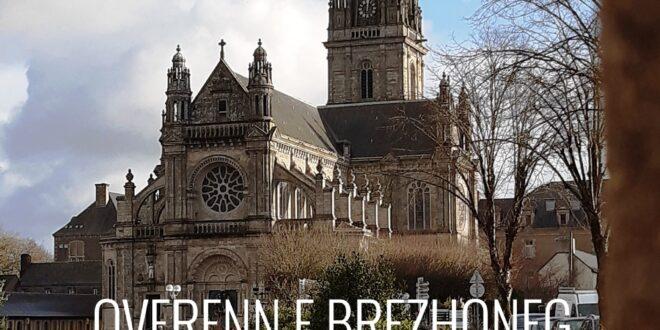 [SAINTE ANNE D'AURAY] Messe en breton le 1er août 2021 (téléchargez le livret de messe)