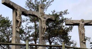 Chemins de croix du Morbihan : Callac 1/6