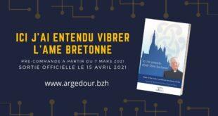 Nouveauté Ar Gedour : «Ici, j'ai entendu vibrer l'âme bretonne »de Anne-Marie Charrière