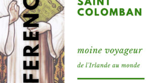 Sur les pas de Saint Colomban : conférence en replay