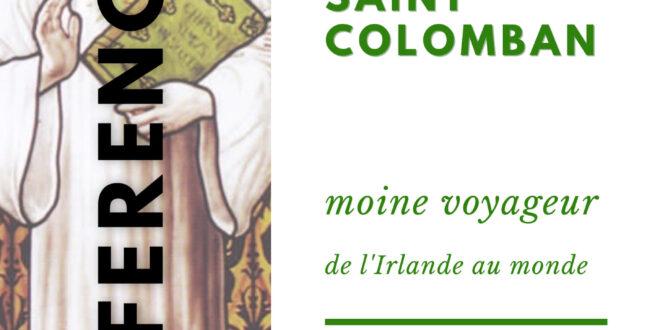 """[CARNAC] """"Sur les pas de St Colomban"""" le 21 avril 2021"""