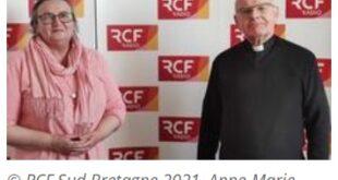 """"""" Ici j'ai entendu vibrer l'âme bretonne"""" sur RCF Sud Bretagne (Podcast)"""