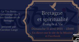 """""""Le Tro Breiz"""", une conférence de Caroline Lange"""