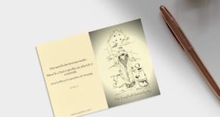 Un signet et une prière pour les ordinations sacerdotales