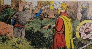 Le 1er août 939, Alain Barbetorte rend sa souveraineté à la Bretagne