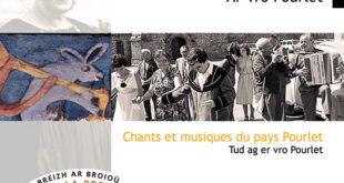 Un double CD « Pays Pourlet / Ar Vro Pourlet » bientôt disponible chez Dastum