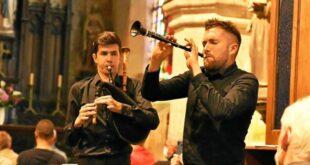 Le Trio Pêr Vari Kervarec, Eliaz Le Bot, Tony Dudognon prépare un premier album